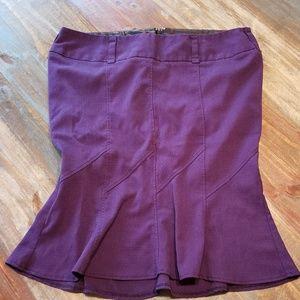 Torrid tulip pencil skirt
